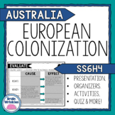 The History of Australia (SS6H4)