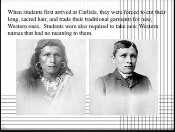 The History of Carlisle Indian School