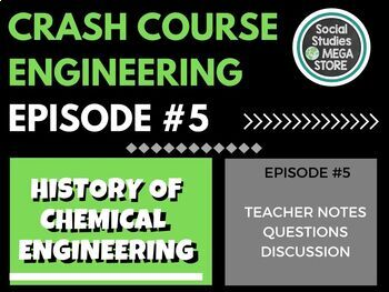The History of Chemical Engineering: Crash Course Engineering #5