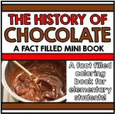 The History of Chocolate Fact Filled Mini Book