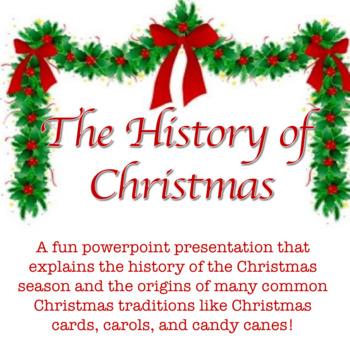Christmas Origins.The History Of Christmas