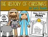 The History of Christmas {Early Reader} for Young Students Kindergarten & First