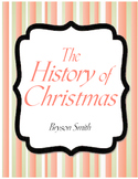 The History of Christmas PLUS Christmas Word Games