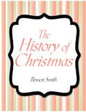 The History of Christmas PLUS Christmas Word Games