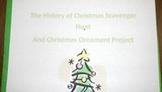 The History of Christmas Scavenger Hunt