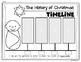 The History of Christmas (Timeline) Kindergarten & First Grade