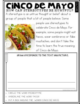 The History of Cinco de Mayo FREEBIE