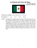 The History of Cinco de Mayo - Spanish Reader's Theater