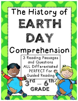 The History of Earth Day Differentiated Comprehension