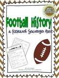 The History of Football Research Scavenger Hunt