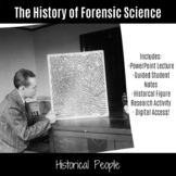 The History of Forensic Science-Historical People