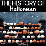The History of Halloween Close Reading & Vocabulary Activi