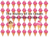 The History of Ice Cream in the United States