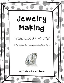 The History of Jewelry Making