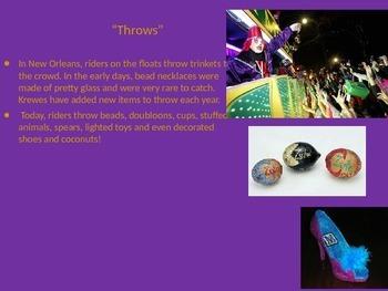 The History of Mardi Gras