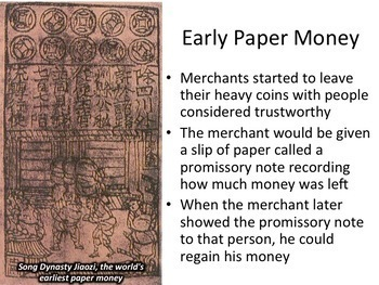 The History of Money