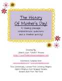 The History of Mother's Day!