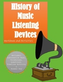 The History of Music Listening Devices
