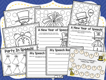 The History of New Year's Comprehension Packet