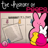 The History of Peeps Close Reading Activities and Printables