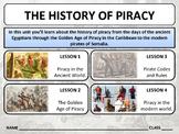 The History of Pirates - Mini Unit
