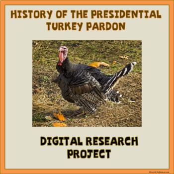 History of the Presidential Turkey Pardon Digital Project