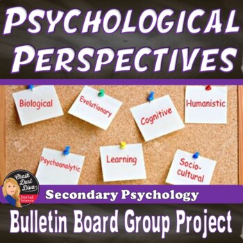 contemporary psychological perspectives bulletin board project tpt