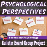 Contemporary Psychological Perspectives Bulletin Board Project