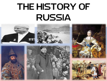 The History of Russia - Complete Unit