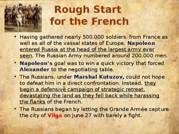 The History of Russia - Napoleon Invades Russia