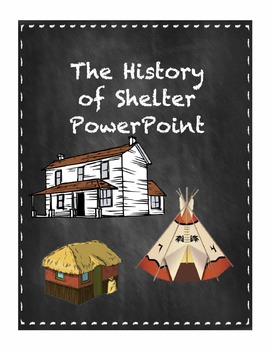 The History of Shelter