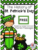 The History of St. Patrick's Day Paired Passages