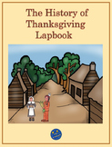 The History of Thanksgiving Lapbook
