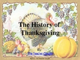 The History of Thanksgiving - PowerPoint