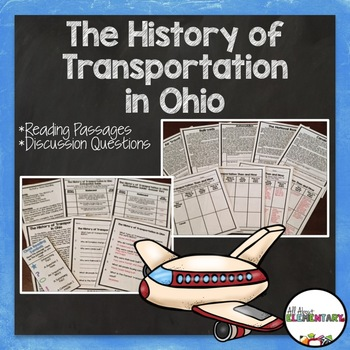 The History of Transportation in Ohio