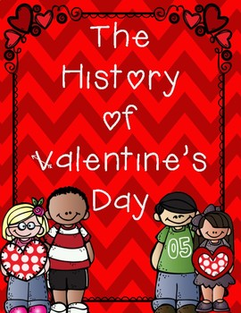 The History of Valentine's Day-No Prep