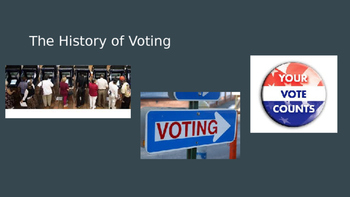 The History of Voting