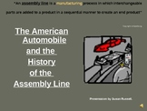 The History of the Assembly Line