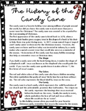 The History of the Candy Cane (religious)
