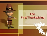 The History of the First Thanksgiving