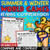 Winter Games 2018 Reading Comprehension Passages and Questions