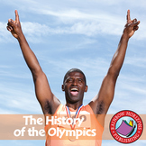 The History of the Olympics Gr. 4-6