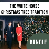 The History of the White House Christmas Tree: Close Read & Activities BUNDLE