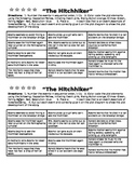 The Hitchhiker: Plot Activity