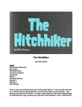 The Hitchhiker Powerpoint and Mp3