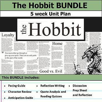The Hobbit Unit Bundle