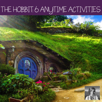 The Hobbit: 6 Creative Activities for Any Unit