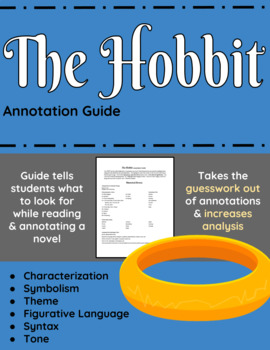 The Hobbit Annotation Guide