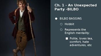 The Hobbit Complete PowerPoint