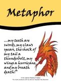 The Hobbit - Figurative Language & Literary Devices Posters